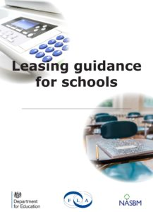 Leasing Guidance for Schools 2018